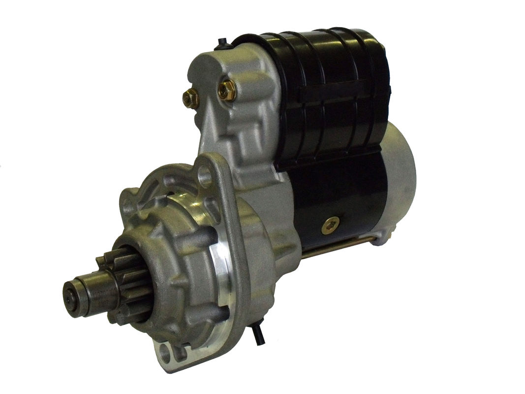 Ursus , Zetec Tractor Starter Motor 100% Original With Gear Reduction